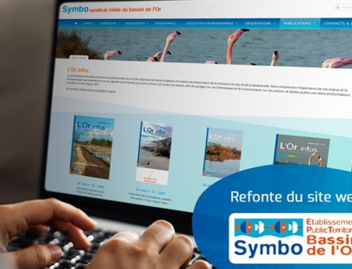 Création du site institutionnel Symbo